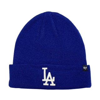 "'47 BRAND ""LOS ANGELS DODGERS"" BEANIE ROYAL"