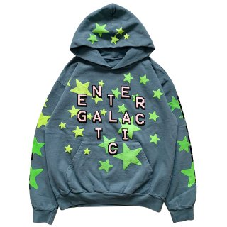 KID CUDI x CACTUS PLANT FLEA MARKET ENTERGALACTIC HOODIE GLOW IN THE DARK