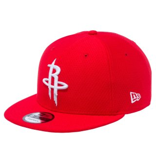 NEW ERA  9FIFTY HEX TECH HOUSTON ROCKETS RED