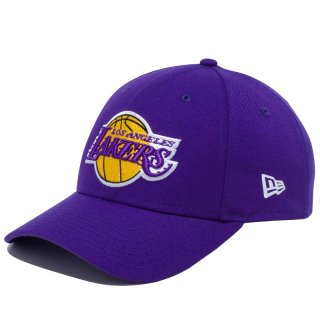 NEW ERA  9FORTY LOS ANGELS LAKERS PURPLE