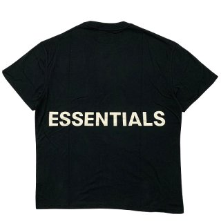 FOG ESSENTIALS FOG BOXY GRAPHIC SS TEE STRETCH LIMO BLACK