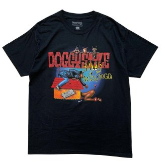 SNOOP DOGG DOGGY STYLE TEE BLACK