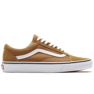 VANS OLD SKOOL CUMIN TRUE WHITE