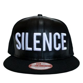 BLACK SCALE x NEW ERA SILENCE SNAPBACK BLACK