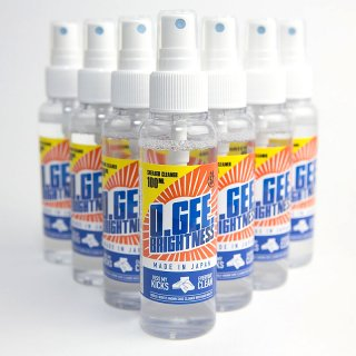 O.GEE BRIGHTNESS SPRAY FOR TOUFH DIRT