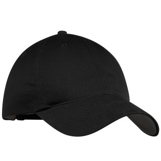 NIKE GOLF UNSTRUCTURED TWILL CAP BLACK