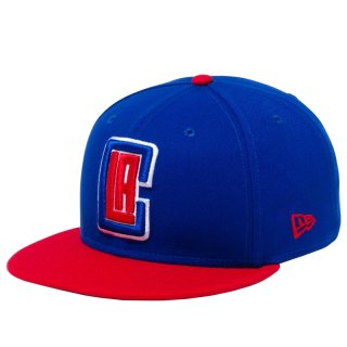 NEW ERA 9FIFTY LOS ANGELES CLIPPERS TEAM COLOR