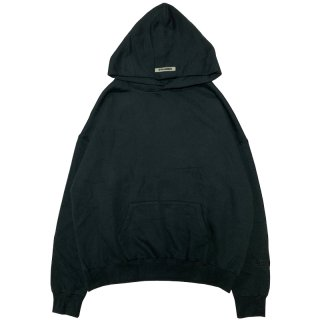 FOG ESSENTIALS LOS ANGELS EXCLUSIVE PULLOVER HOODIE BLACK