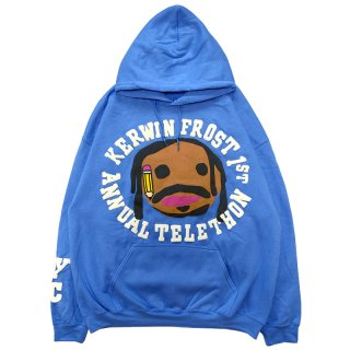 CPFM FOR KERWIN FROST TELETHON HOODIE SKY BLUE