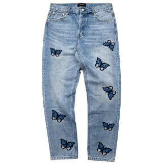 STUGAZI BUTTERFLY DENIM INDIGO