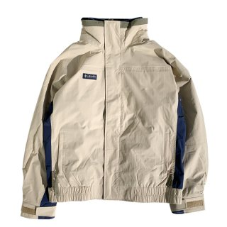 COLUMBIA BUGABOO 1986 INTERCHANGE JACKET ANCIENT FOSSIL
