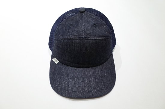<img class='new_mark_img1' src='https://img.shop-pro.jp/img/new/icons47.gif' style='border:none;display:inline;margin:0px;padding:0px;width:auto;' />WASEW DENIM APOLLO CAP