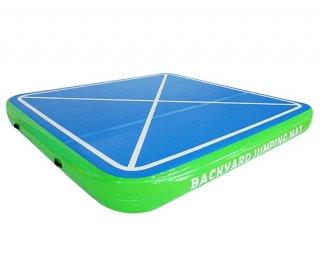 ジャンピングマット 3m×3m スクエアタイプ(電動ポンプセット) - スポーツ・アクティビティ製品のバックヤード