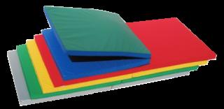 すべり止めつき 軽量折式カラーマット L-622(抗菌、防炎、防水) - スポーツ・アクティビティ製品のバックヤード