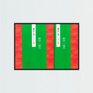 <strong>熟成蔵出し茶 100g×2袋</strong><br>