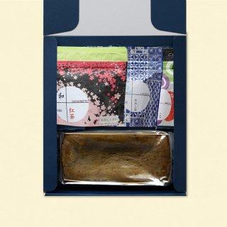 抹茶パウンドケーキとおすすめ茶ギフト