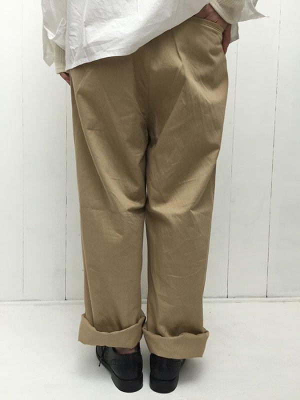 ANONYMOUS CHINO PANTS