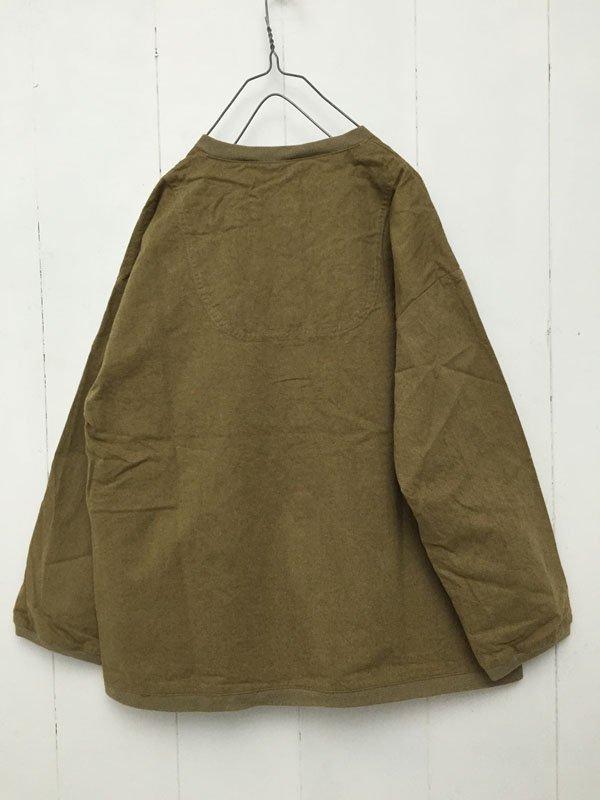 起毛ツイル ドッキングジャケット