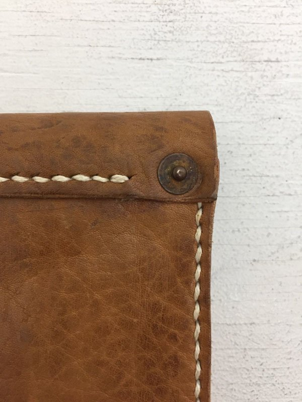 LEATHER CASE:M