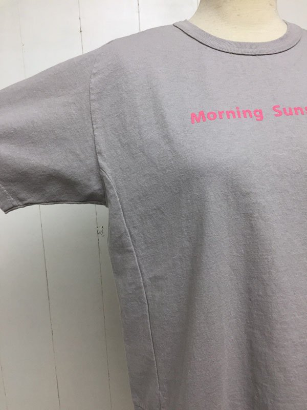 海上がり Girl's Tシャツ モーニングサンシャイン