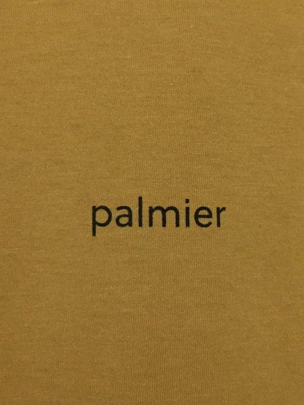 """ロゴTシャツ """"palmier"""""""