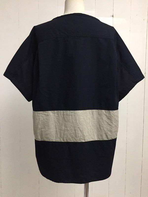 クレイジー ハーフシャツ