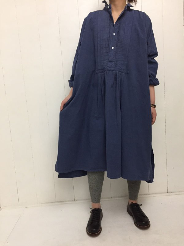 WASH OVERDIE SELVEDGE LAB ドレス