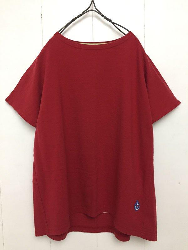 Girl's インナーTシャツ フレンチTシャツ