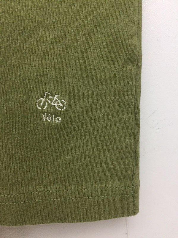 """バイク UNI-Tシャツ """"レトロバイシクルレース"""""""