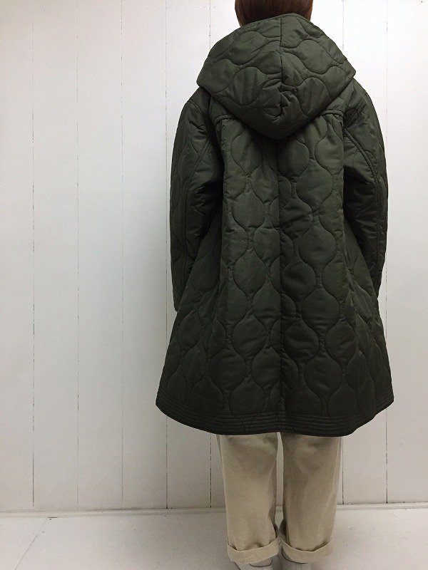 QUILTING long jacket