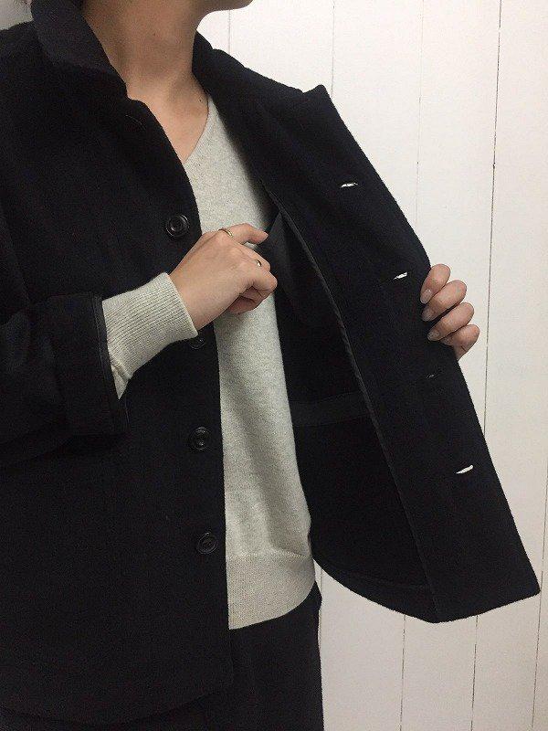 ウール ワークジャケット