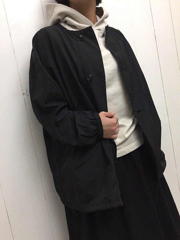 20/1 オーガニック裏毛 プルオーバーパーカー