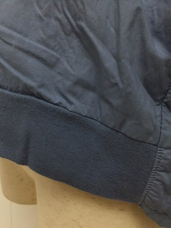 80/1 タイプライター × 80/1 ローン 水溶性ボンディング 7分袖ラグランスリーブ ビッグプルオーバー