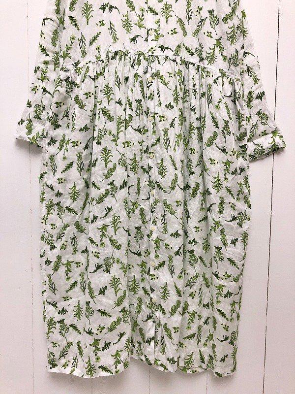 FLORAL PATTERN DRESS