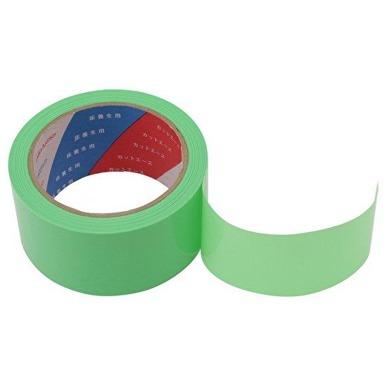 塗装マスキング・床養生用粘着テープ カットエース MF ( 緑 )【画像4】