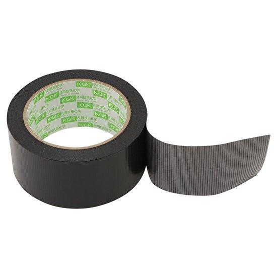 防水気密テープ スーパーポリクロス片面テープ「VH黒」【画像4】