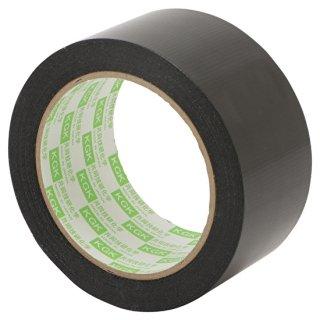 防水気密テープ スーパーポリクロス片面テープ「VH黒」
