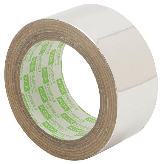 アルミ箔を特徴を維持した、耐久性、熱伝導性に優れたアルミテープ つやあり「501」