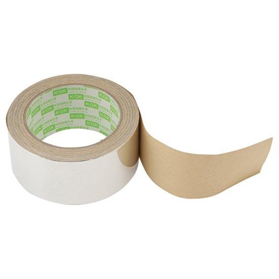 アルミ箔を特徴を維持した、耐久性、熱伝導性に優れたアルミテープ つやあり「501」【画像4】