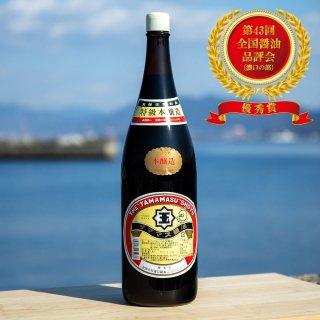 特級本醸造 玉萬寿醤油 1.8l