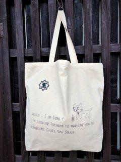 醤油屋玉ちゃん eco bag