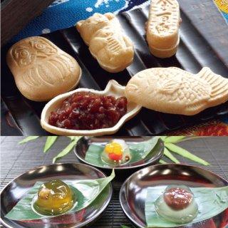 風呂敷包み玉手箱1(夏仕様)