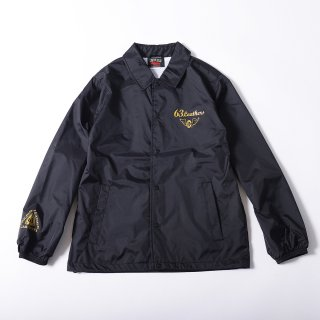 63Leathers Original Nylon Coach Jacket