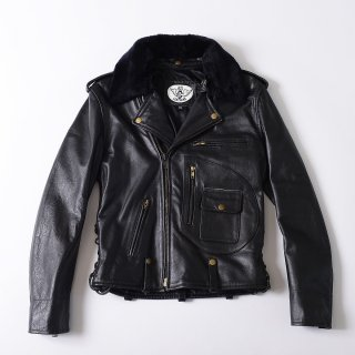 63Leathers Original California HighwayPatorol Type Jacket