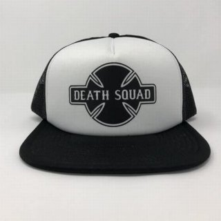 <img class='new_mark_img1' src='//img.shop-pro.jp/img/new/icons1.gif' style='border:none;display:inline;margin:0px;padding:0px;width:auto;' />DEATH SQUAD INDY  SNAP BACK Truck Cap