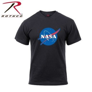 <img class='new_mark_img1' src='//img.shop-pro.jp/img/new/icons1.gif' style='border:none;display:inline;margin:0px;padding:0px;width:auto;' />ロスコ NASA Tシャツ Rothco NASA Meatball Logo T-Shirts1958