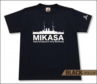 戦艦 三笠 Tシャツ