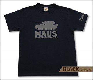 超重戦車 マウス Tシャツ
