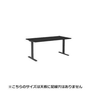 Garage パソコンデスク fantoni GT−168H 幅160cm 奥行き80cm 黒 ブラック