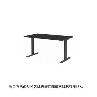 Garage パソコンデスク fantoni GT−148H 幅140cm 奥行き80cm 黒 ブラック